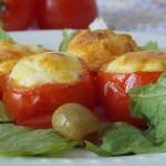 cuire les tomates farcies au four