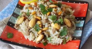 riz et viande hachee 1