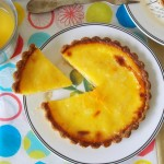 tarte a l'orange caramelisee 1