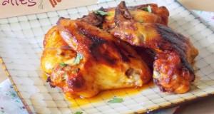 ailes de poulets au four 1