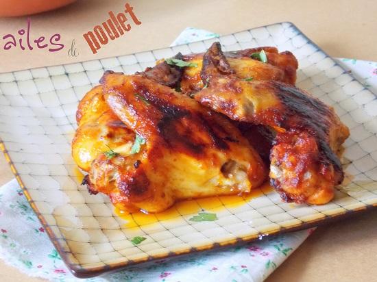 Ailes de poulet au four marinade l am ricaine le - Blog cuisine americaine ...