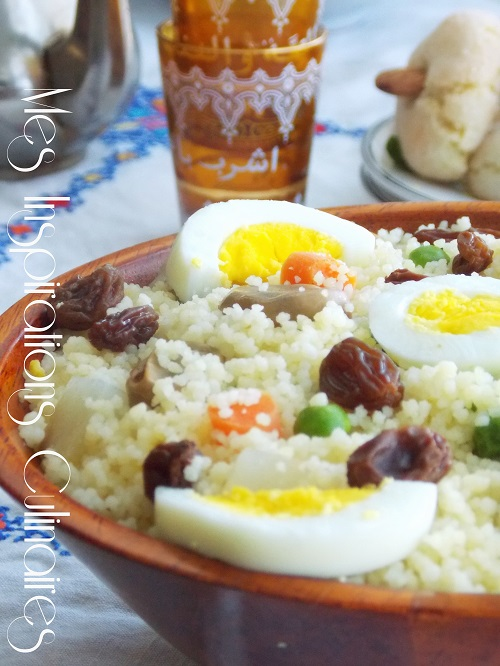 couscous kabyle tchiw-tchiw