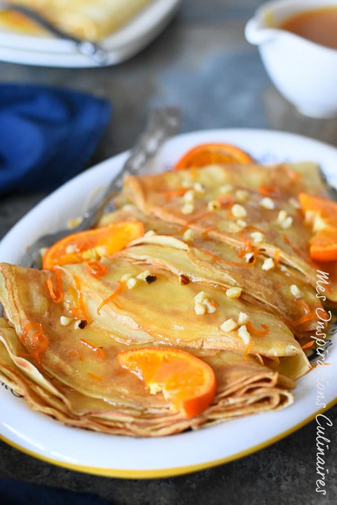 recette crêpes sans oeufs facile et sans temps de repos