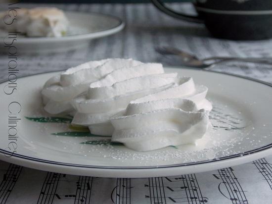 recette meringue italienne