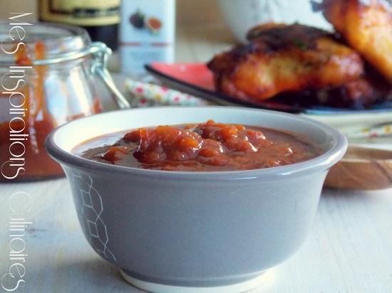 La sauce Barbecue ou BBQ maison
