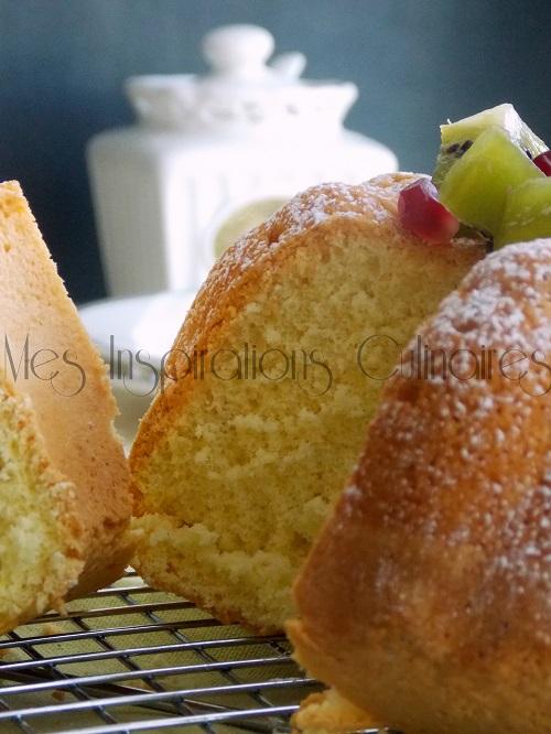 biscuit de Savoie moelleux