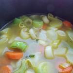 bouillon de legumes