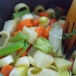 Soupe au tapioca et aux l gumes le blog cuisine de samar - Bouquet garni en cuisine ...