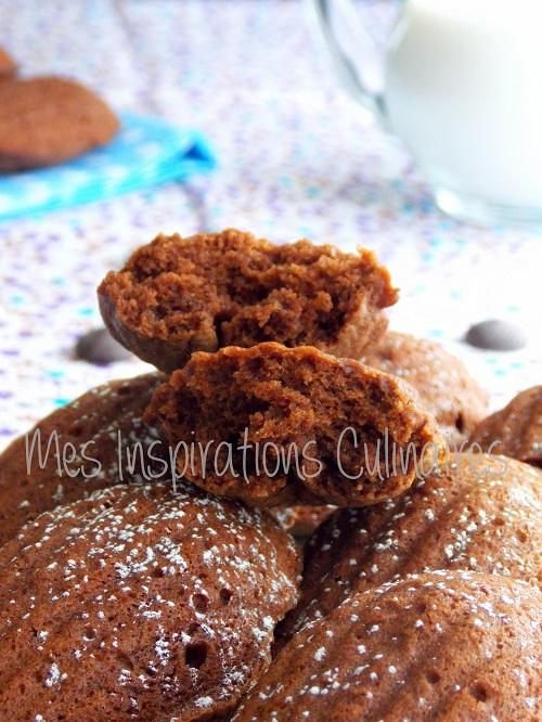 gâteaux madeleine simple