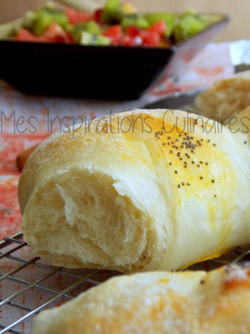 pain léger aérée