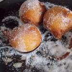 saupoudrer de sucre