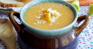 soupe de poireaux au tapioca1