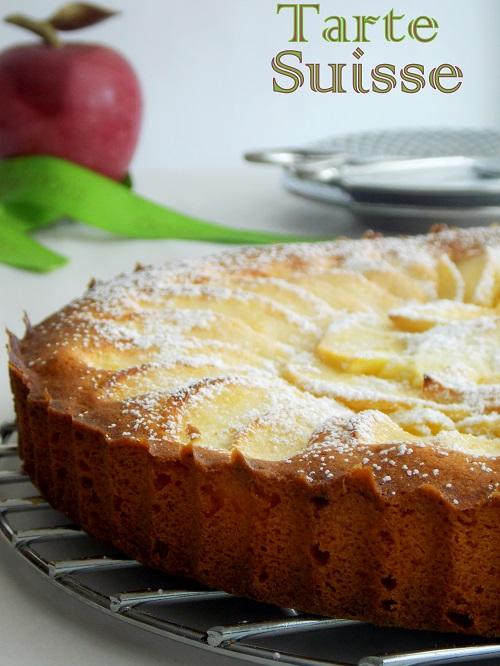 tarte aux pommes suisse1