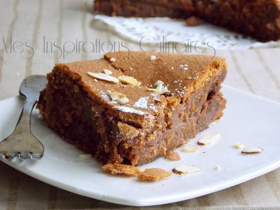 Gâteau au chocolat caramel beurre salé : L'Assassin