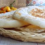 batbout marocain cuit a la poele 1