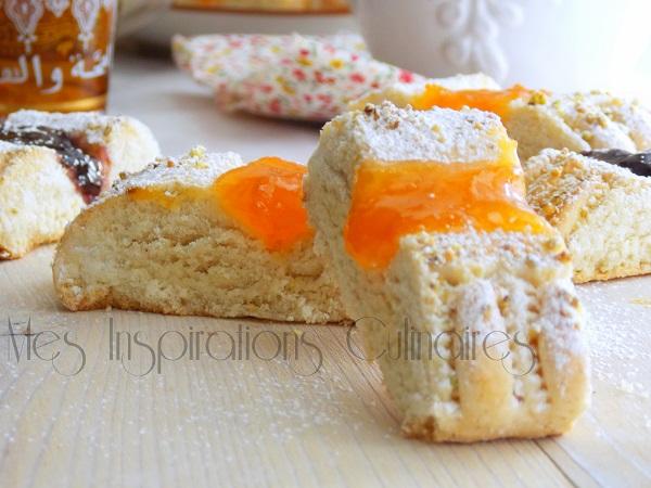 biscuits a la confiture moelleux algeriens