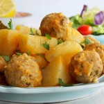 dolma batata boulettes de sardine 1