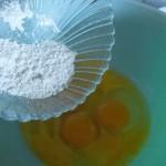 farine oeuf
