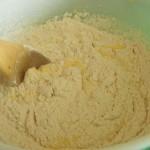incorporer la farine