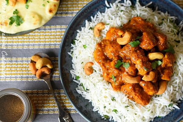 Poulet Korma Le Blog Cuisine De Samar