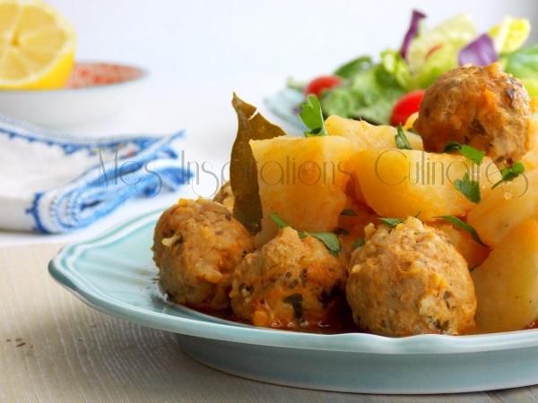 recette dolma serdine bel batata