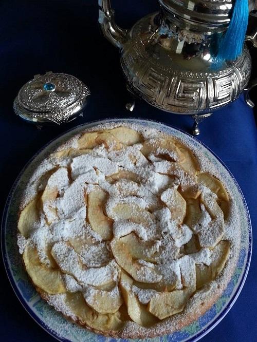 tarte suisse de akila
