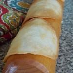 Recette tuiles aux amandes le blog cuisine de samar for Tuile arrondie