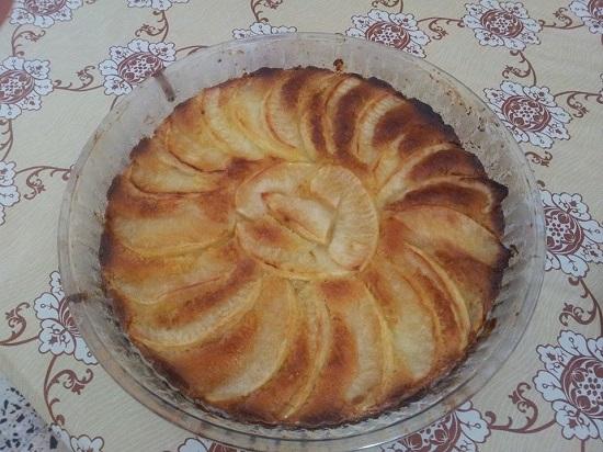 yasmine bencherif tarte suisse