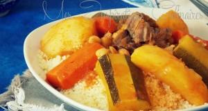 couscous agneau et legumes 1