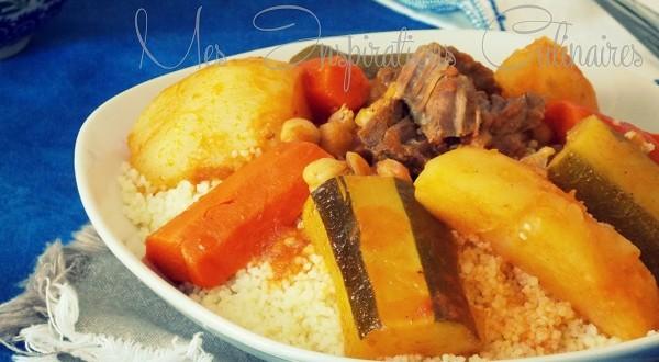Couscous Alg 233 Rien Le Blog Cuisine De Samar