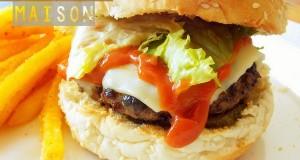 hamburger fait maison1