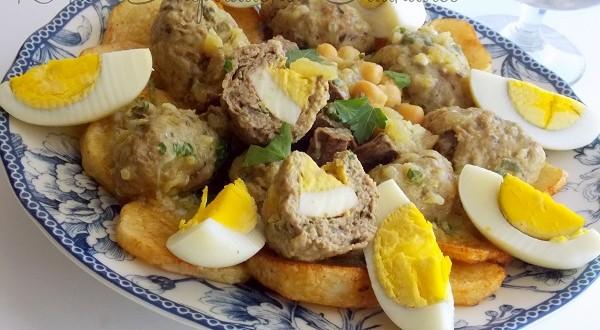 Rkham Cuisine : Tajine rkham el medgoug le cuisine de samar