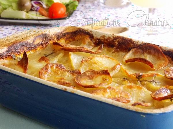 Recette pommes boulang re le blog cuisine de samar - Recette de cuisine algerienne gratins ...