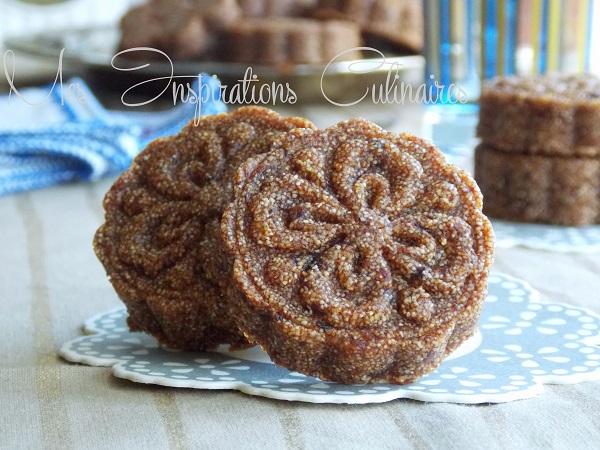 Rfiss tounsi, gâteau algérien aux dattes