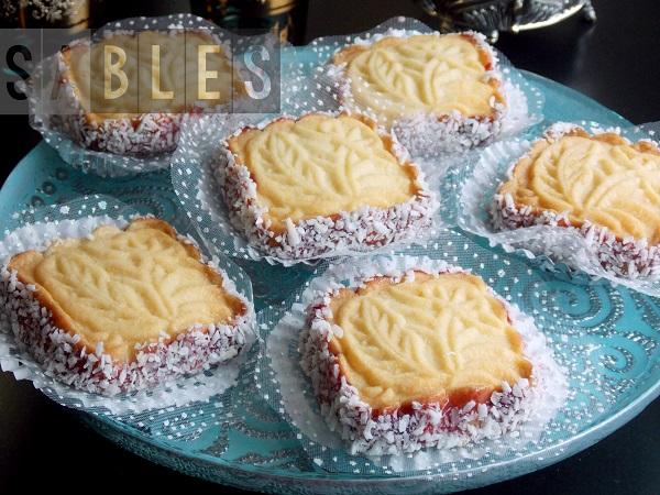 Sabl s fondants aux jaunes d 39 oeufs durs le blog cuisine - Comment cuisiner des oeufs ...