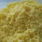 semoule de beurre