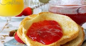 confiture de fraises micro ondes 1