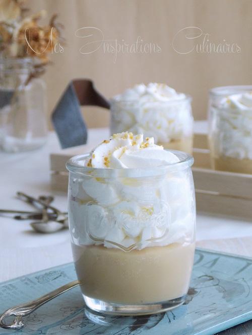 Petites crèmes au caramel façon Danette