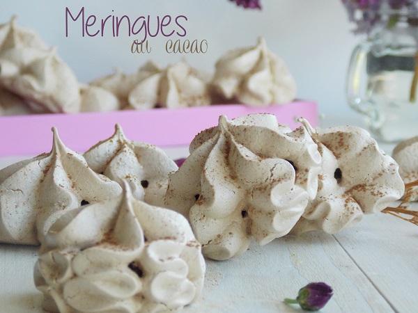 meringues au chocolat1