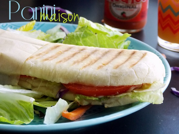 recette pain panini