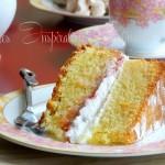 victoria sponge cake recette1