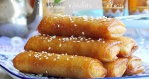 cigare aux cacahuetes et au miel 1