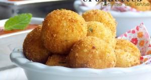 croquette pomme de terre fromage 1
