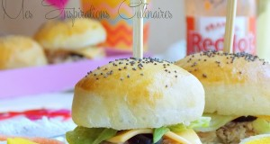 mini burger au thon olives 1