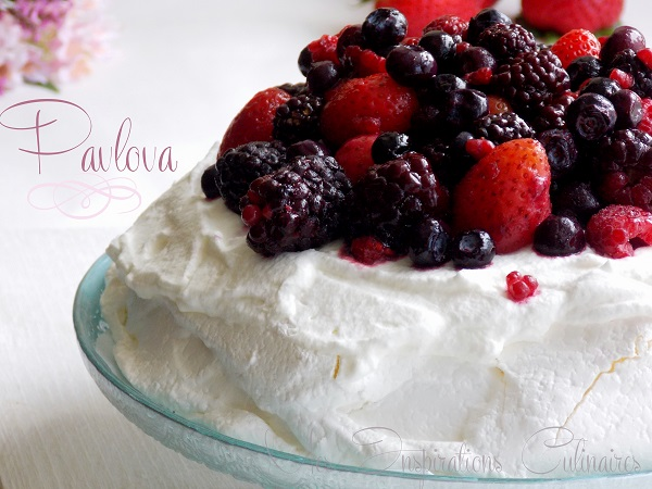 pavlova aux fruits 1