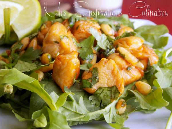 salade de poulet au soya 1