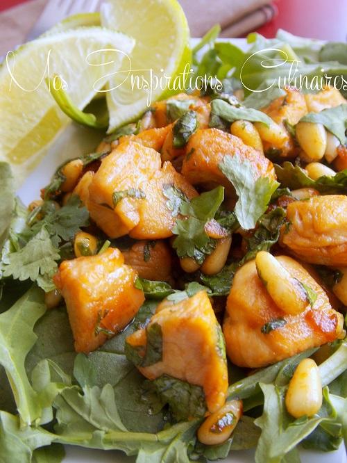 salade soya et poulet 1