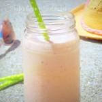 smoothie mangues et fraises 1