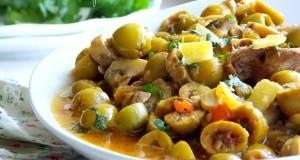 tajine d'agneau olives et citron confits 1