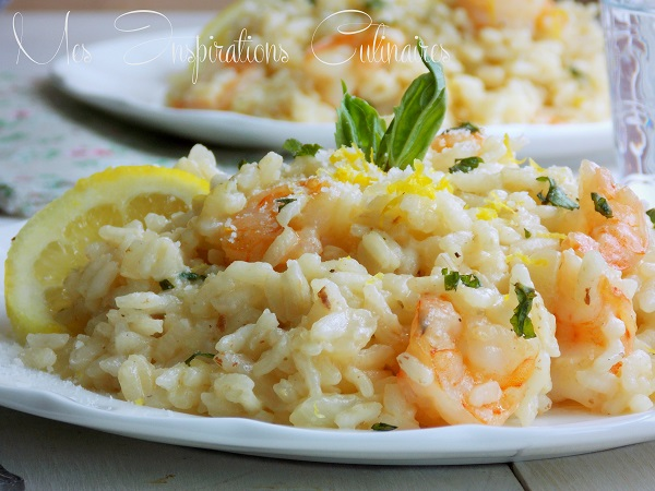 risotto crevettes cremeux1